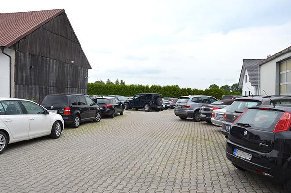 Foto von Parkservice & Transfer Gebhard