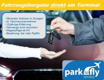 Logo von park-to-fly-service - Valet Parking