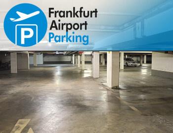 Frankfurt Airport Parking - Tiefgarage