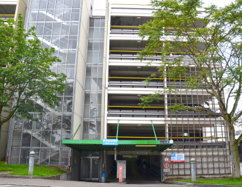 Airparks Parkhaus Stuttgart