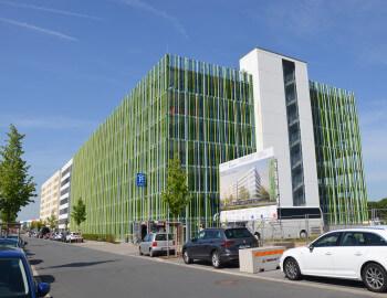 Airport Parking Frankfurt - Parkhaus