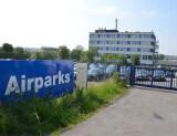 Logo von Airparks Parkplatz Stuttgart
