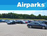Logo von Airparks Parkplatz Dortmund
